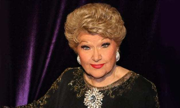 Need A Burst Of Youthful Musical Energy? Meet Marilyn Maye, 92 Years Young