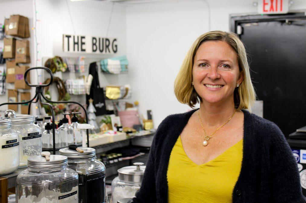 After a loss, this woman opened a business to help both people and planet