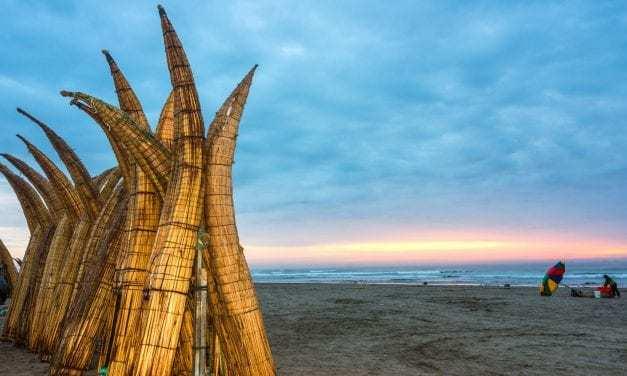 The Best Beaches in Peru