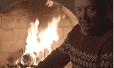 Dead Men Tell No Tales This Holiday Season: But Frank Underwood Does in New Bizarre Christmas Video