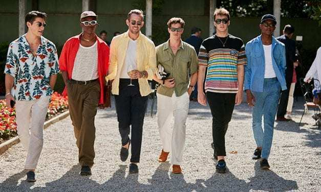 Top Men's Fashion Trends to Drop in 2020