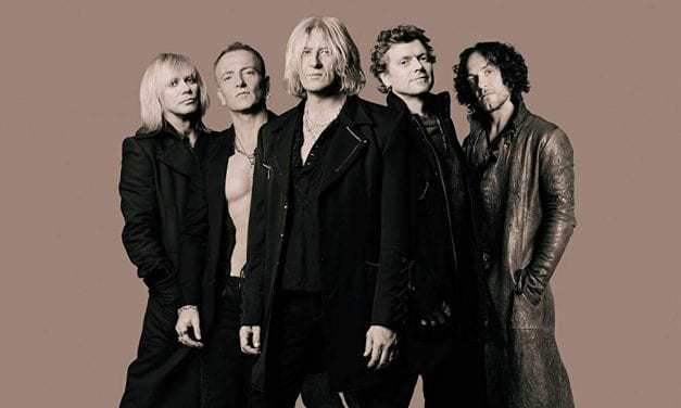 Def Leppard Plans To Release Unreleased 'Early Years' Box Set
