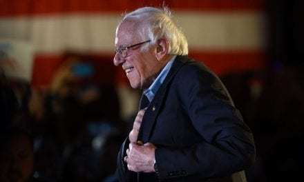Bernie Sanders Brings in Massive $34.5 Million Fundraising Haul