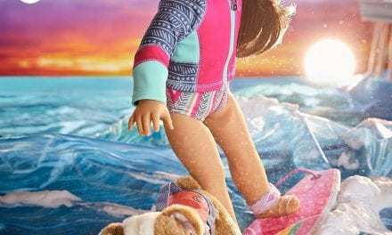 American Girl Debuts First Doll With Visible Hearing Aid