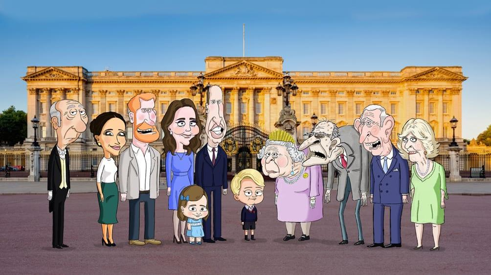 Coming To HBO Max: a Comedy Satirizing Royals