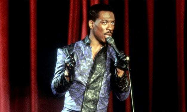 Eddie Murphy Reflects on His Outdated Material