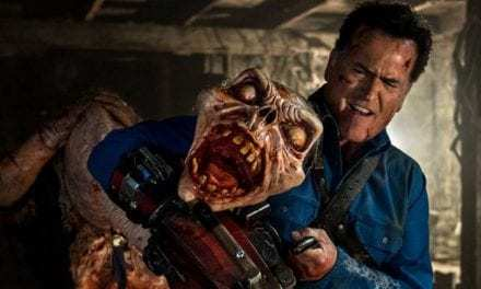 Producer Sam Raimi is Working on Another 'Evil Dead' Story