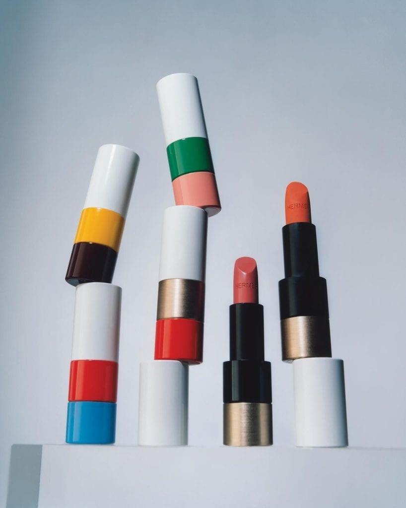 Hermès Launching Birkin-Inspired Lipsticks