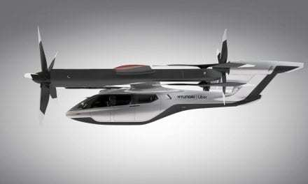 Hyundai and Uber Unveil Flying Car At Consumer Electronics Show In Las Vegas