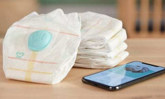 'Lumi by Pampers' is the Next-Gen Baby Monitor Parents Need…and It Fits Right Onto Your Baby's Diaper