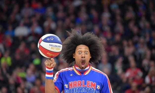"Harlem Globetrotters Continue ""Pushing the Limit"" Heading Into 2020; Q&A with Dragon Taylor."