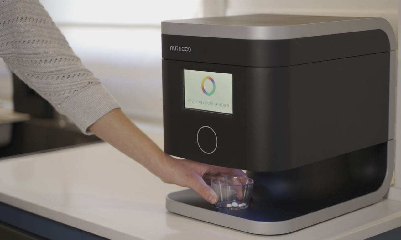CES Preview: Nutricco is Leading a Dietary Supplements Revolution with Smart Nutrition Technology