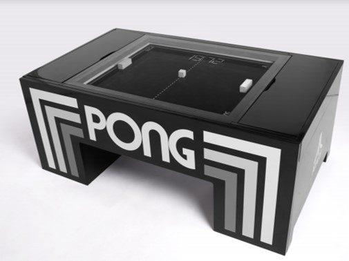 CES 2020 Preview: UNIS Technology Set to Deliver  Knockout With Its 4-Player PONG Table