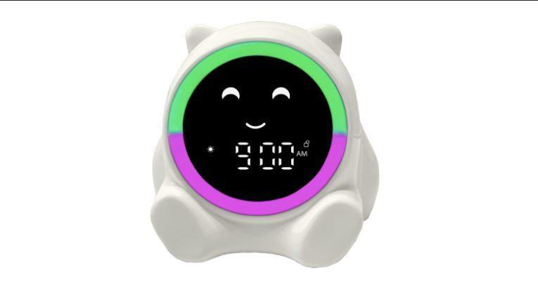 CES 2020 Preview: This Smart Alarm Clock Helps Parents and Kids Get More Zzzs
