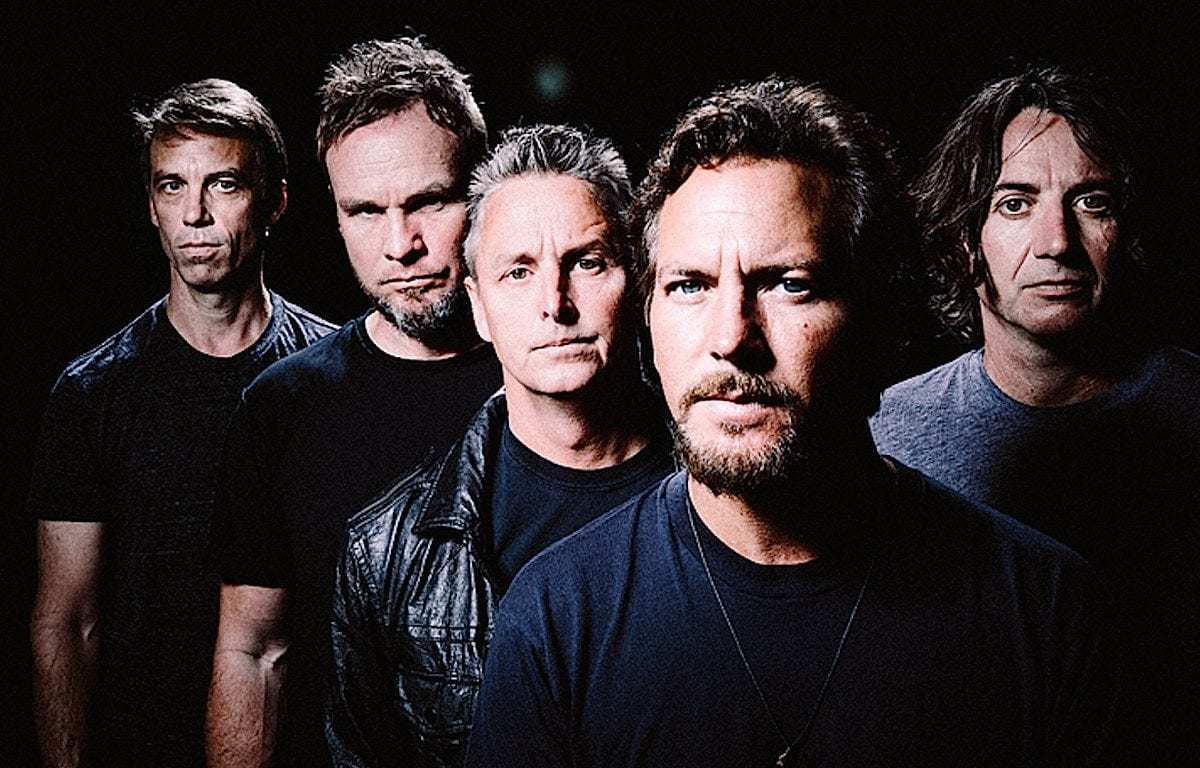 Pearl Jam Announce New Album and Tour