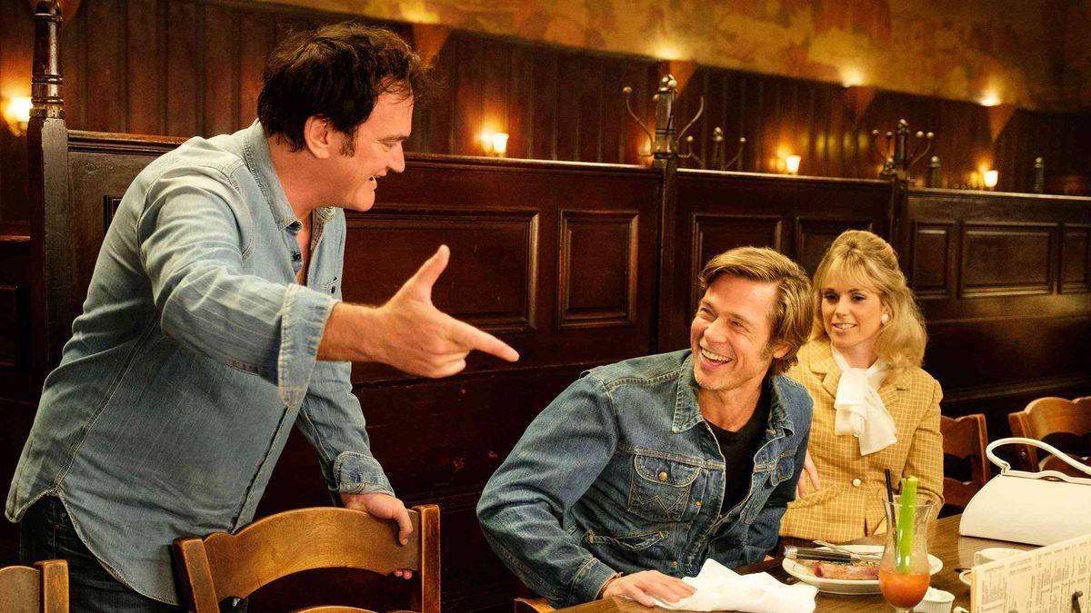 Quentin Tarantino is Bailing on 'Star Trek'