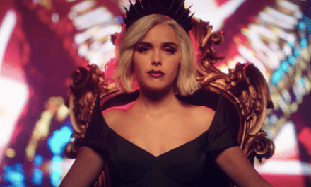"""Netflix & NYX to Launch a """"Chilling Adventures of Sabrina"""" Makeup Line"""