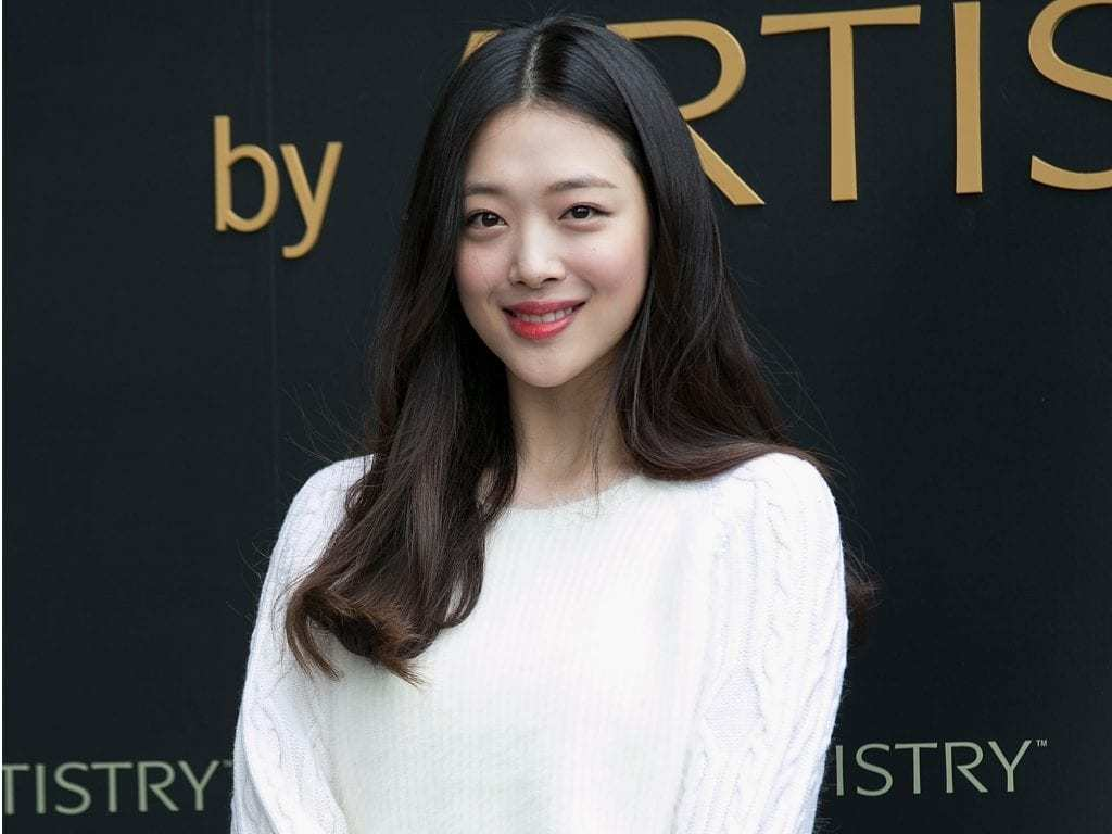 Sulli K-pop Suicides Getty Images