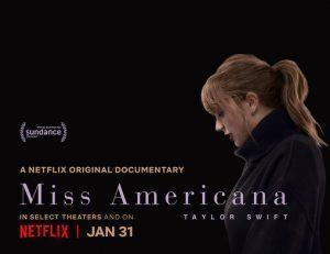Taylor Swift Miss Americana Premiere Date