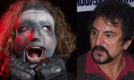 Slipknot's Corey Taylor is Joining Forces with Horror Master Tom Savini for a Shocking Treat
