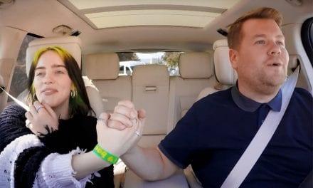 Does James Cordon Pretend to Drive in 'Carpool Karaoke'?