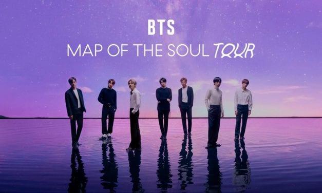 BTS Drop 'Map of the Soul' Tour Dates