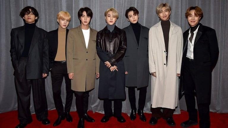 BTS Earns First Platinum Album in the US   Grit Daily News