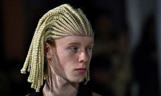 Comme Des Garçons Under Fire For Cornrow Wigs
