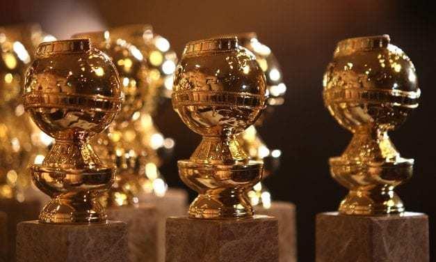Celebs Get Political at Golden Globes