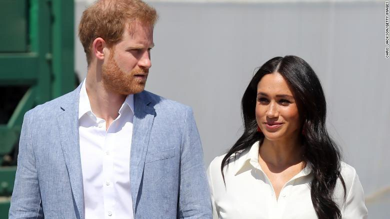 The Duke and Duchess of Sussex Leave Royal Lifestyle Behind