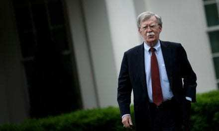 John Bolton Willing To Testify in Senate Impeachment Trial