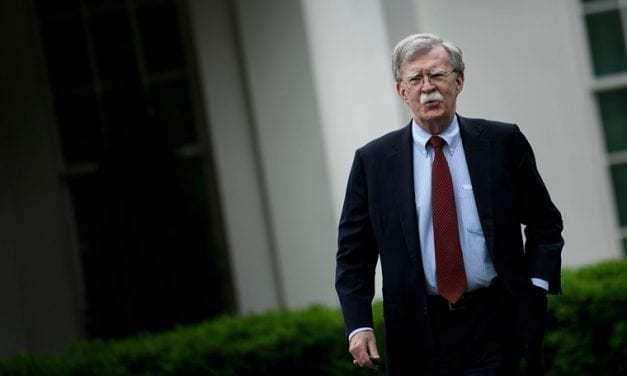 John Bolton Willing To Testify in Senate Impeachment Trial