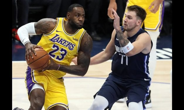 Can Doncic replace LeBron as face of the NBA?
