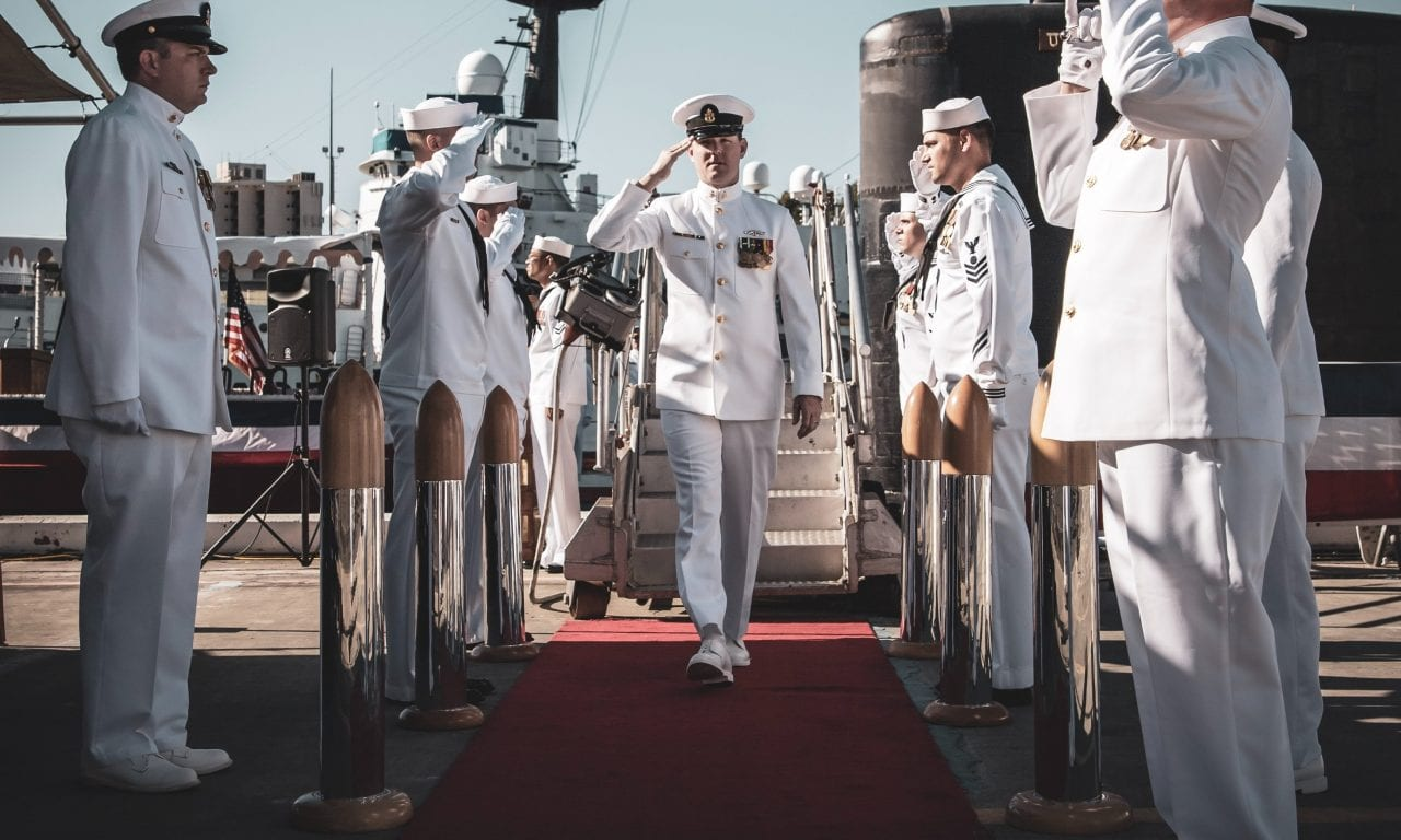 Douglas Ward on Naval Lessons of Creating Powerful Leaders