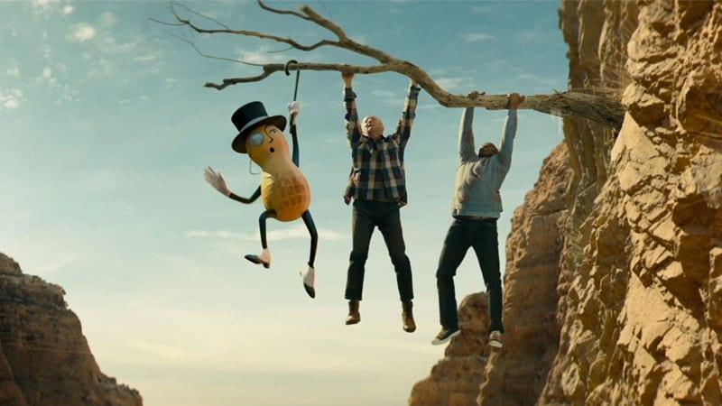 Planters Pauses 'Death of Mr. Peanut' Ad Campaign in the Wake of Kobe Bryant's Death