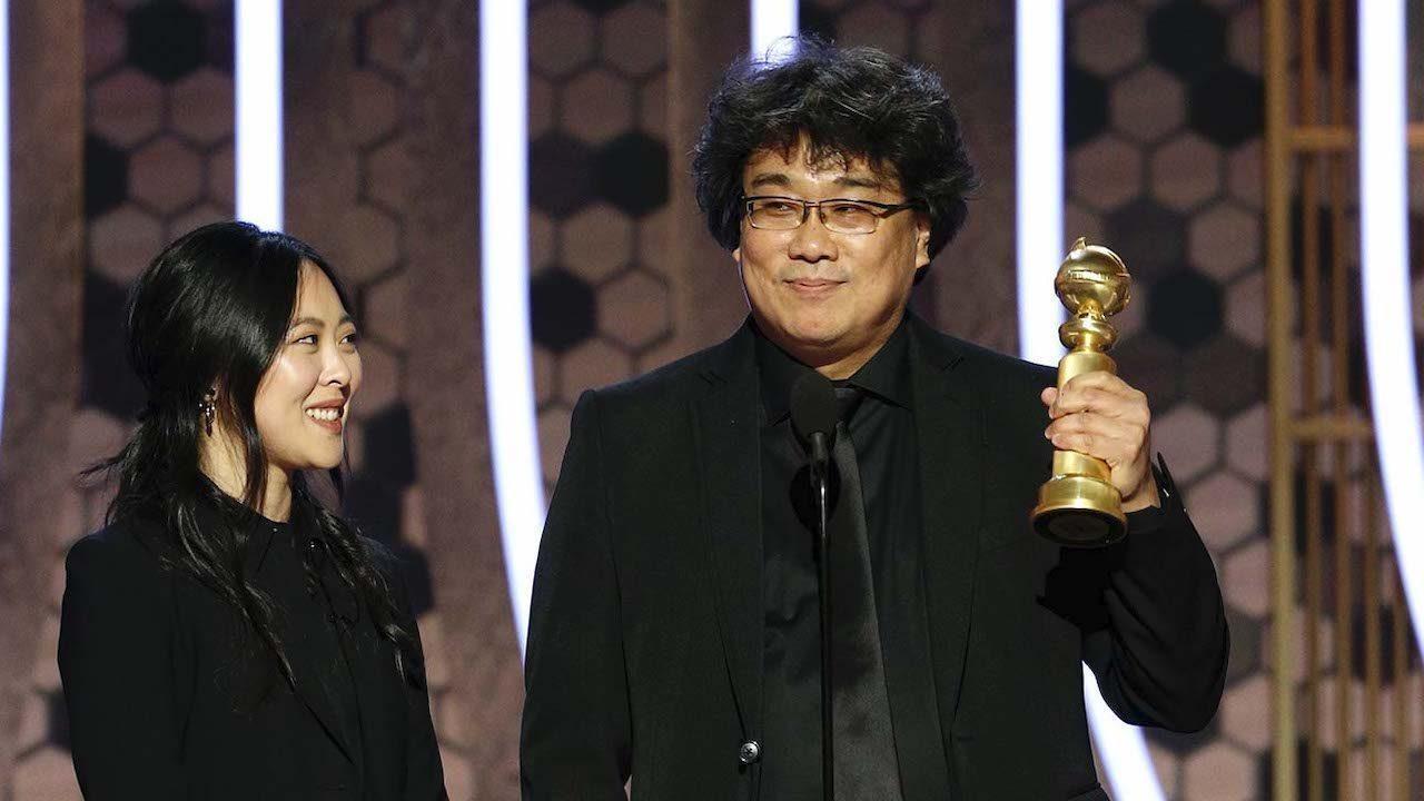 'Parasite' Makes History at 77th Golden Globe Awards
