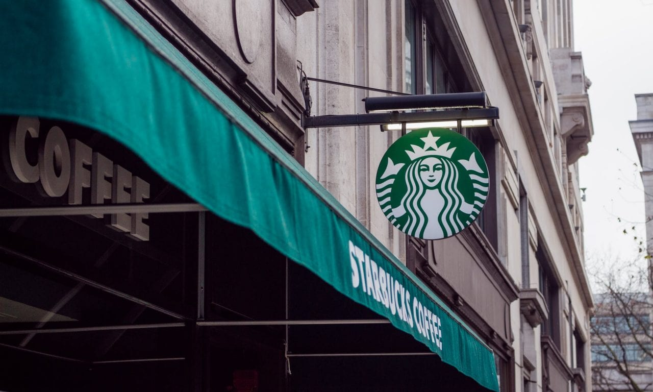 Starbucks Pledges To Lower Its Carbon Footprint