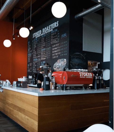 Stoked Roasters + Coffeehouse (268 Main St.)