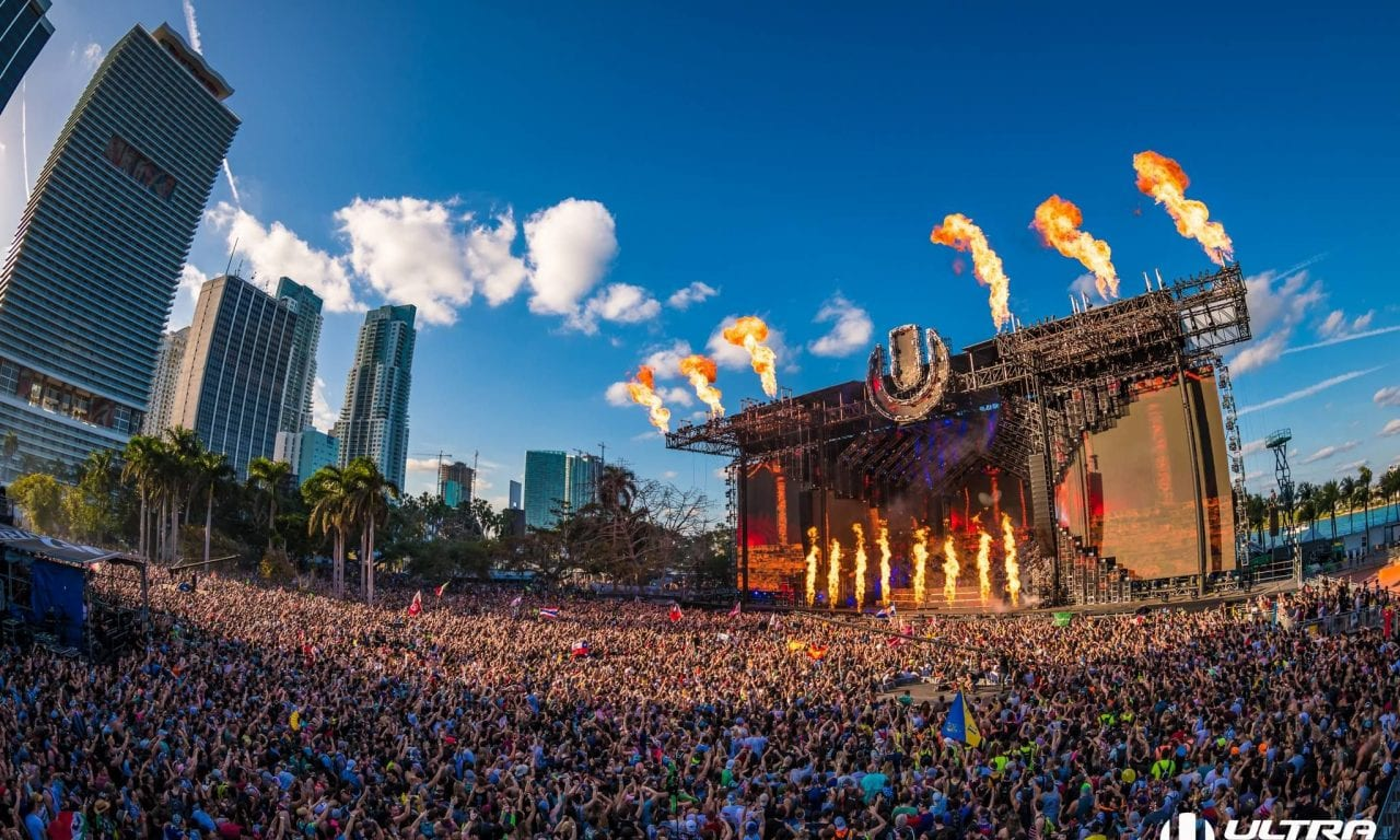 Ultra Music Festival to Make a Big Return to Downtown Miami