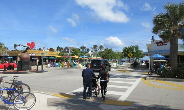 Florida Leads Country in Pedestrian Fatalities