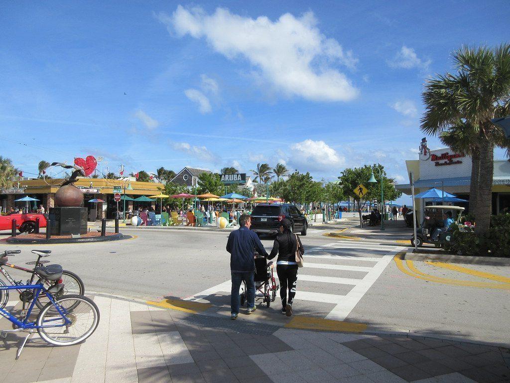 florida pedestrians