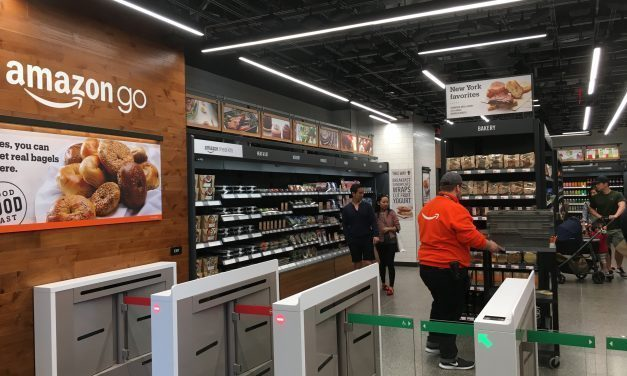 Amazon Opens a Cashierless Supermarket, Changing the Way We Shop for Groceries