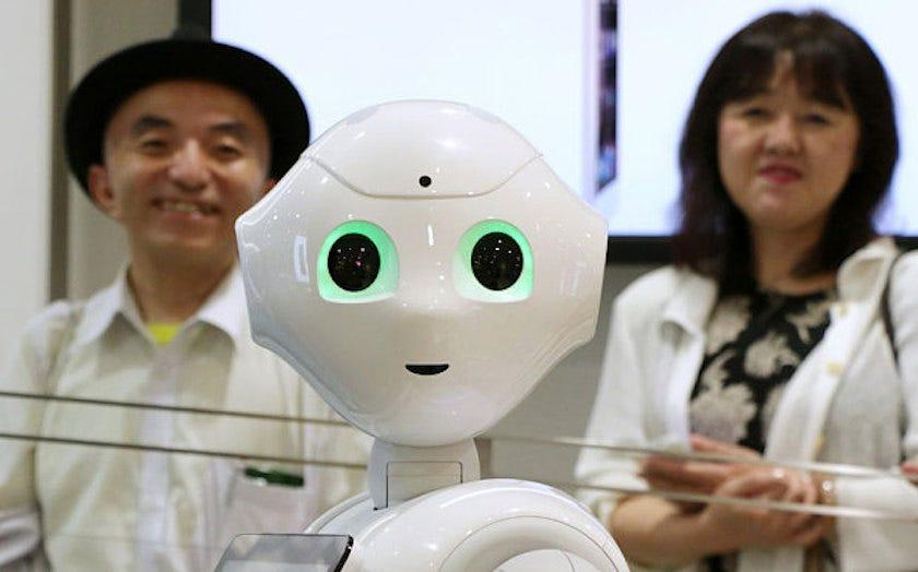 The Role of Robots in the Tokyo Olympics