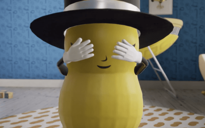 'Baby Nut' By 'Planters' Illustrates the Power of Competitive Branding for 2020