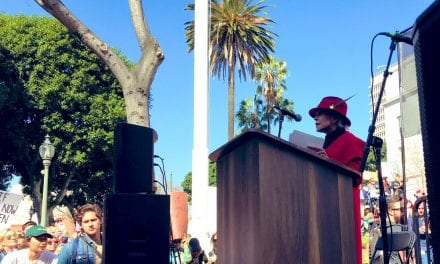 Where Celebrity and Climate Activism Collide — Fire Drill Friday Moves To LA