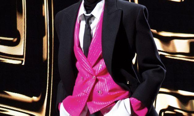 Versace Goes Gender Fluid on the Runway