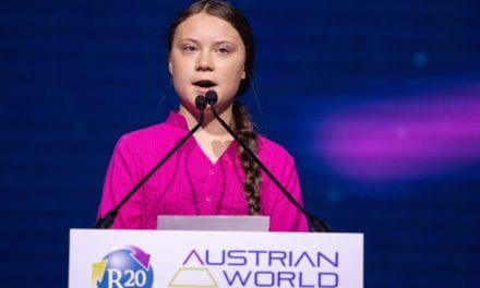 Greta Thunberg Has Been Nominated For A Nobel Peace Prize