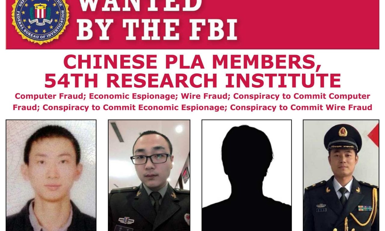 The U.S. DOJ Indictment Against the Four Chinese Nationals Behind Equifax Breach Highlights a Very Real Danger For Us All