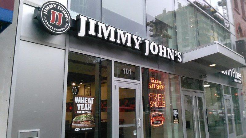 FDA Jimmy John's Warning Letter