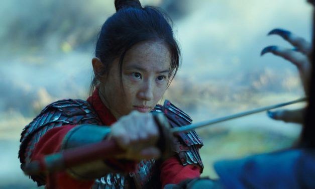 'Mulan' is Disney's First PG-13 Live-Action Remake
